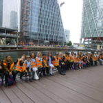 Year 1 trip to London Docklands Museum
